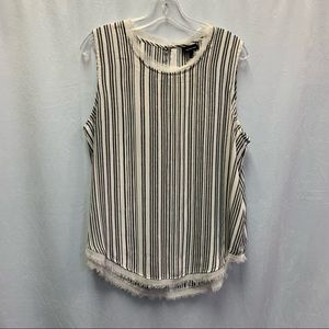 Who What Wear Top, Size XL